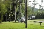 Babinda Camp Area