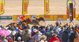 Birdsville Races - Aug/Sept each year