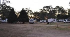 Boyne River Camping Area