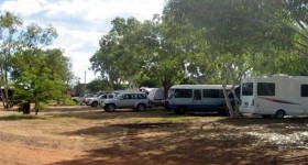 Daly Waters Pub Caravan Park
