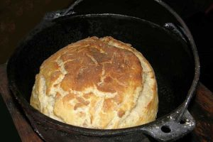 Camp Oven Damper