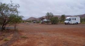 Des Streckfuss Rest Area