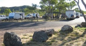 Fountain Springs Camping Area
