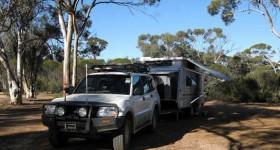 Koorarawalyee Rest Area