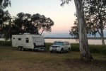Lake Elphinstone Free Camping Area