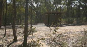 Paddys Ranges State Park free camping