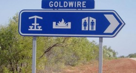 Goldwire Rest Area