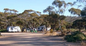 Moodini Bluff Rest Area