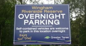 Wingham Riverside Reserve
