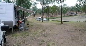 Wuruma Dam Free Camping
