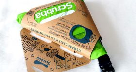 Product Review - Scrubba Wash Bag
