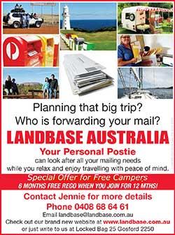 Landbase Australia