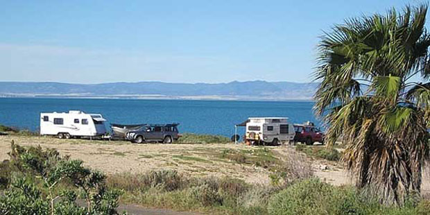 Point Lowly Camping Area