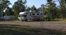 Bedford Weir Free Camp