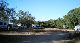 Carmila Beach Rest Area
