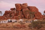Devil's Marbles Campground