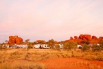 Devil's Marbles Free Camp