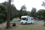 Leven Canyon Reserve Free Camp